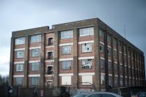 Void Derelict Building Liverpool