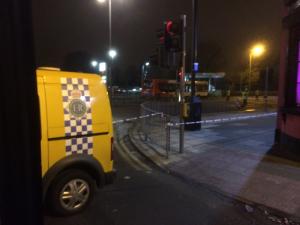 Crime Scene Liverpool